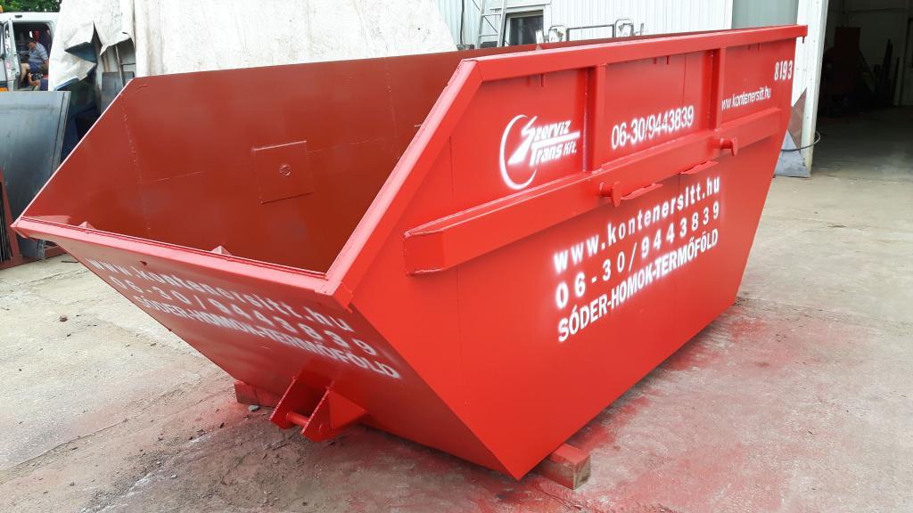 hulladék konténer bérlés XIV. kerület Fogarasi út